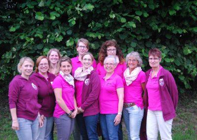 SVM Frauen und Kindersport - Vorstand und Übunsleiterinnen