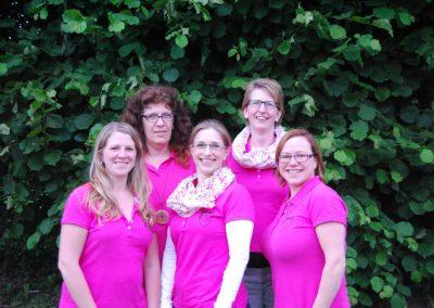 SVM Frauen und Kindersport - Vorstand