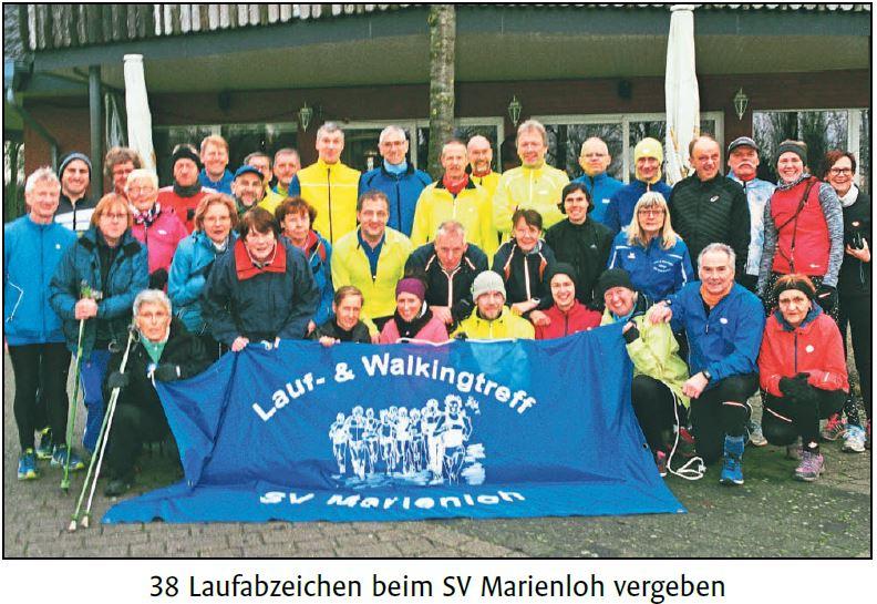 DLV- Lauf- und Walkingabzeichen 2021