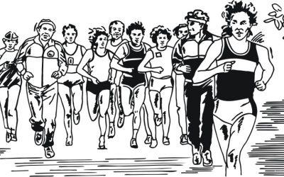 Wir starten wieder mit dem Lauf- & Walkingtreff!